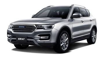 2018 Haval H7, Delayed But Full Of Kit