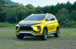 Mitsubishi Expander Revealed, MPVs And Crossovers Converge