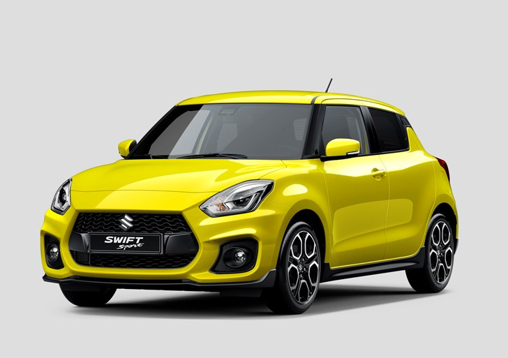 Suzuki Previews All-New Swift Sport Ahead Of Frankfurt Debut