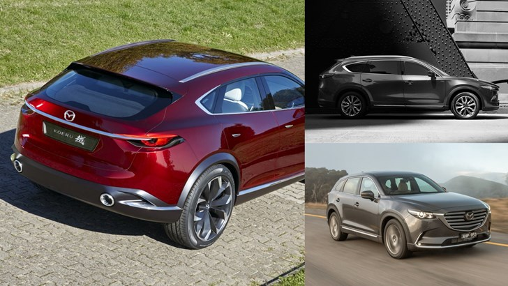 News 2018 Mazda Cx 8 Teased But We Can T Tell