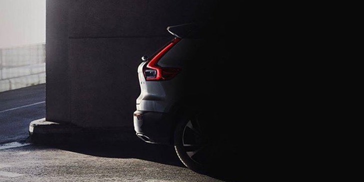 2018 Volvo XC40 Teaser Leaked On German Website