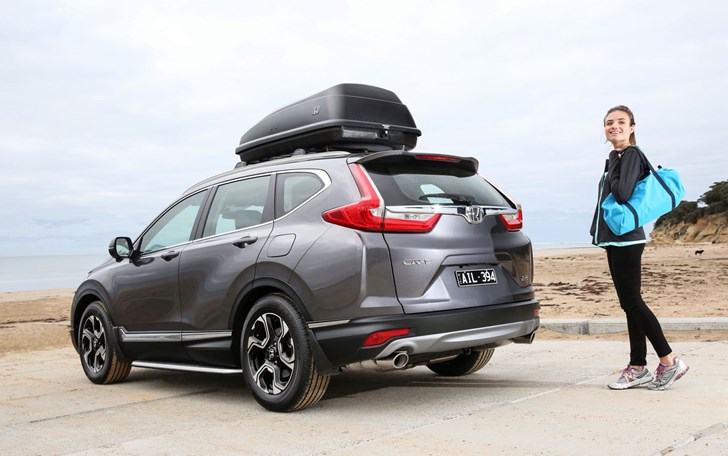 News - Honda's All-New CR-V Arrives In Australia - Gallery