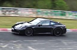 2019 Porsche 911 - 992 Prototype - Nurburgring