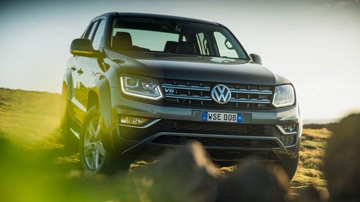 2017 Volkswagen Amarok V6 Highline