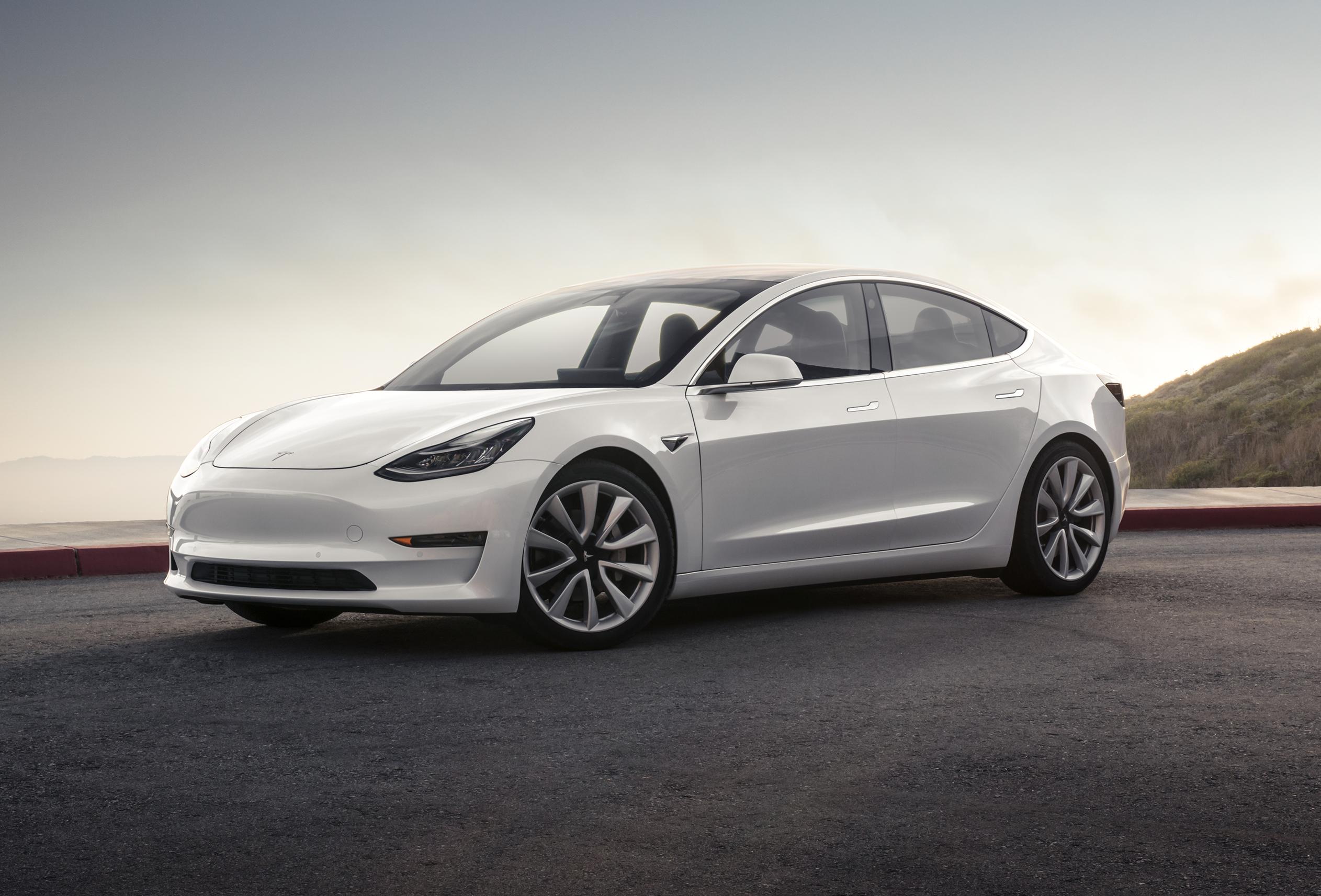News - Tesla Delivers First Model 3, Key Details Revealed