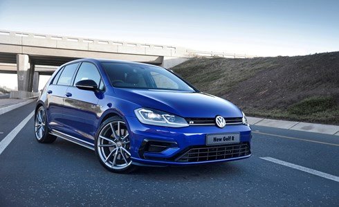 VW Outs Golf R Performance Pack Upgrades