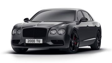 2017 Bentley Flying Spur V8 S Black Edition