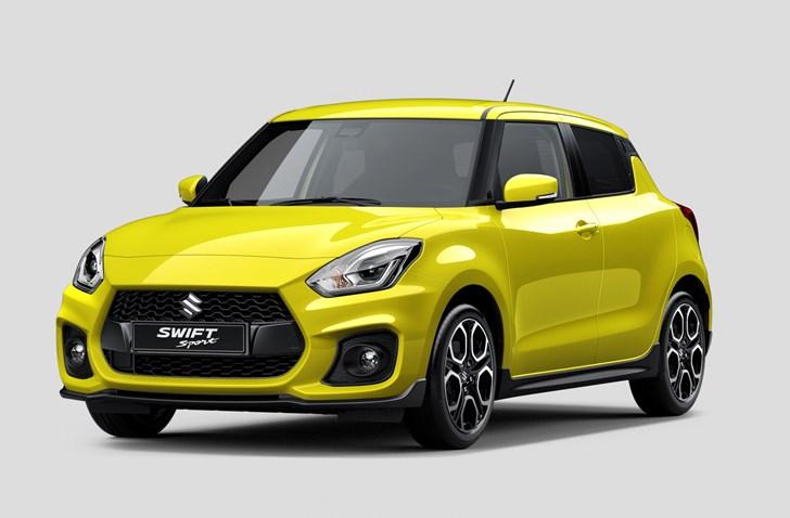 2018 Suzuki Swift Sport Peeled Back In Brochure Leak