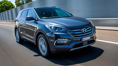 Hyundai Updates Santa Fe For 2018, Safer & Smarter