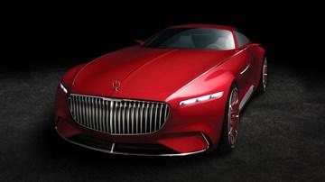 2016 Mercedes-Benz Vision Maybach 6 Concept, Pebble Beach Concours d'Elegance