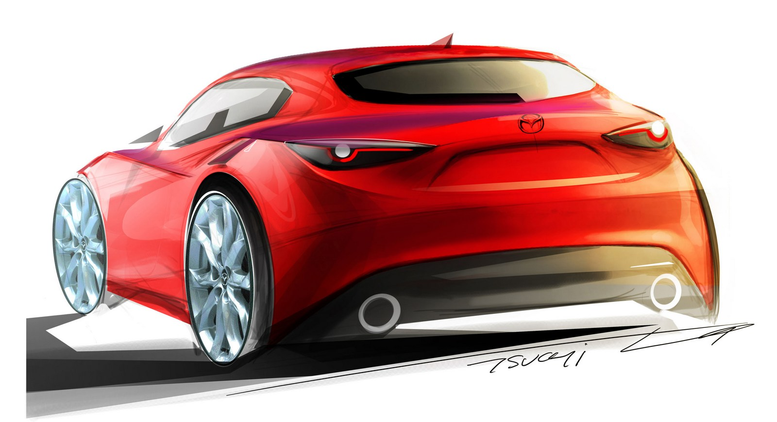 news - 2018 mazda3 to feature game-changing engine, debut soon