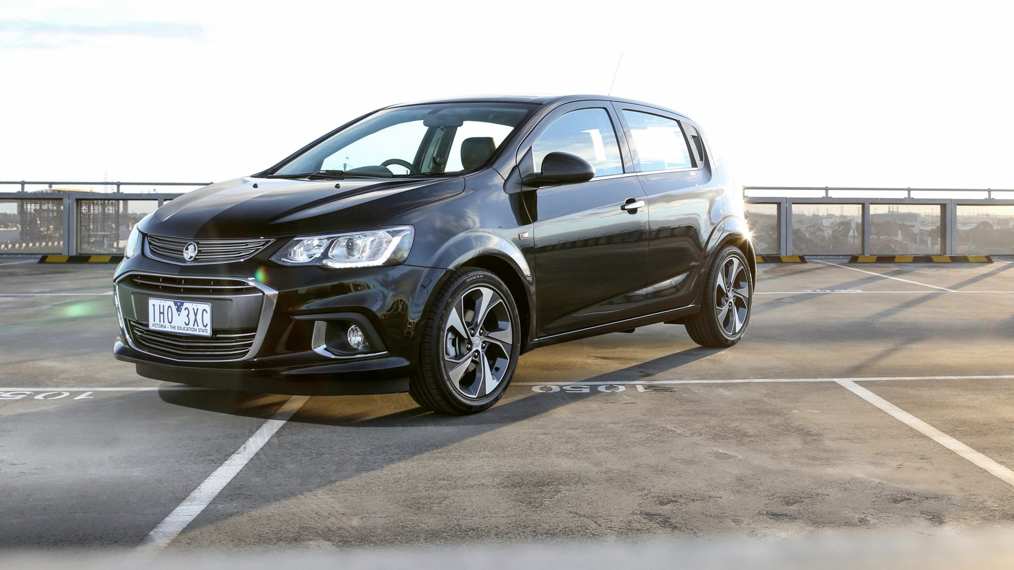 Review 2017 Holden Barina Review