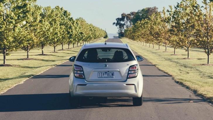 2017 Holden Barina LT