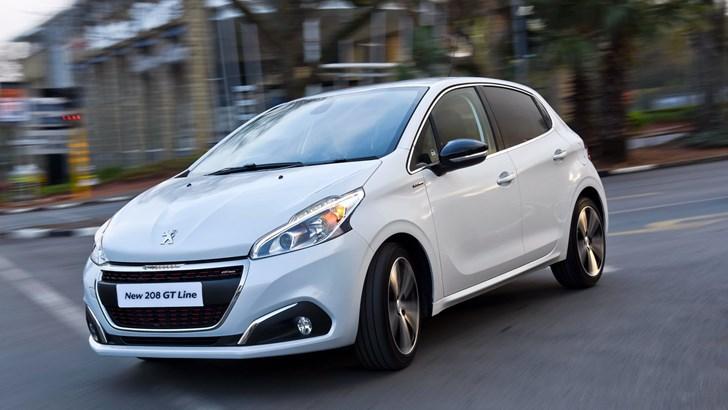 Peugeot 208, 2008 Get Prices Slashed