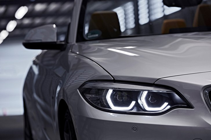 2017 BMW 2 Series LCI