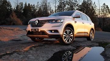 2018 Renault Koleos Diesel Coming September