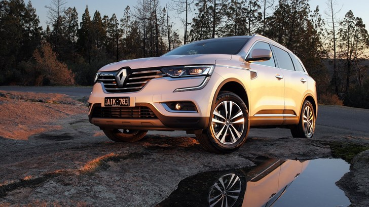 2018 Renault Koleos Diesel Coming September