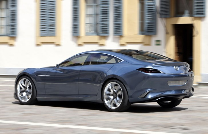 Mazda Details SkyActiv-X Petrol Engines, Future Efficiency Vision
