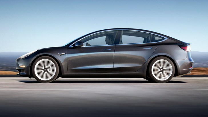 US EPA Outs Model 3's 80kWh Battery Pack