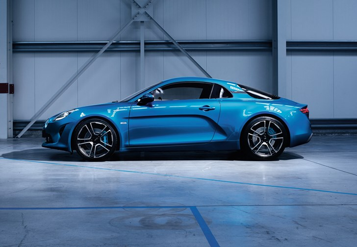 Renault Australia Keen On Alpine's New A110