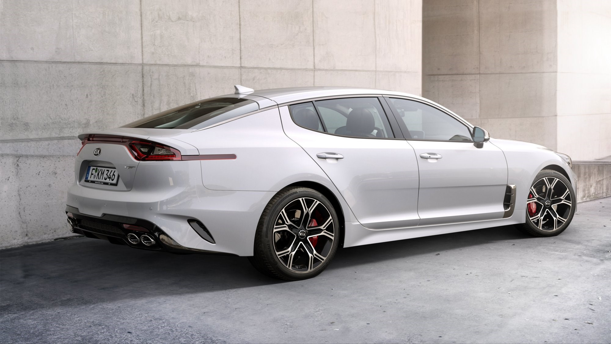 2018 Kia Stinger V6 Priced From $48,990 Thumbnail
