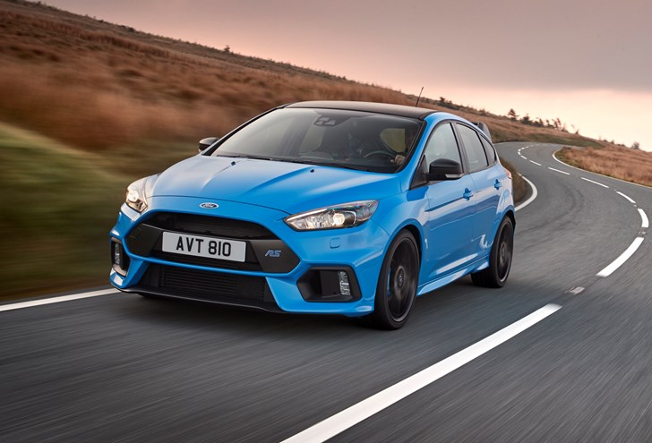 2017 Ford Focus RS Limited Edition