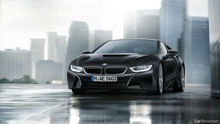 News Only 6 2018 Bmw I8 Protonics Headed Here