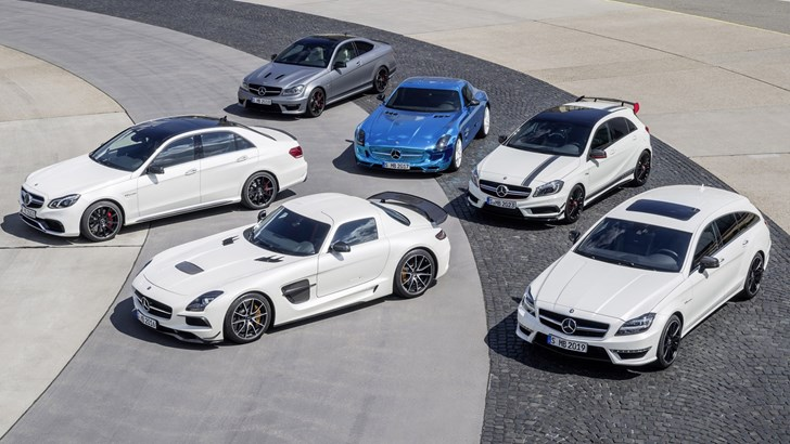 Mercedes-AMG Reinvention Imminent — Report