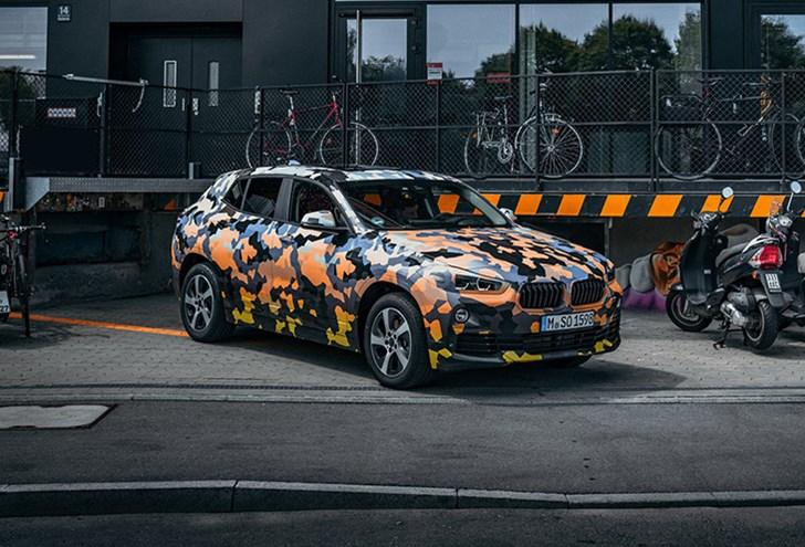 2018 BMW X2 - Official - High