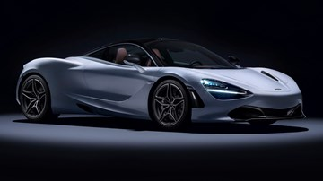 McLaren 720S Is Sold-Out 'Till 2018