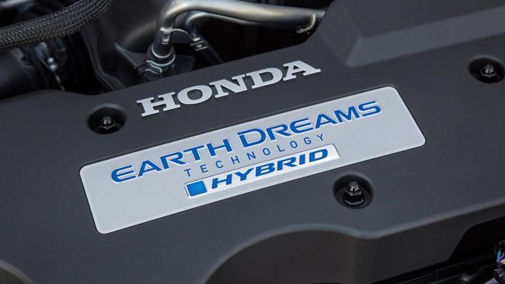 Honda Developing All-New Hybrid Powertrain
