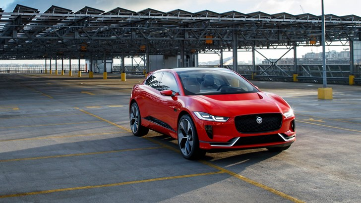 Jaguar I-Pace: Sub-$150k, Here Q4 2018