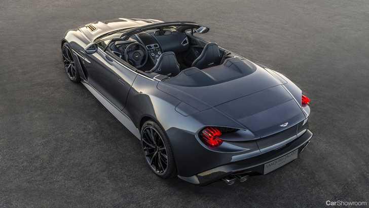 News Aston Martin Vanquish Zagato Family Four Bodystyles In All - 2018 aston martin vanquish convertible