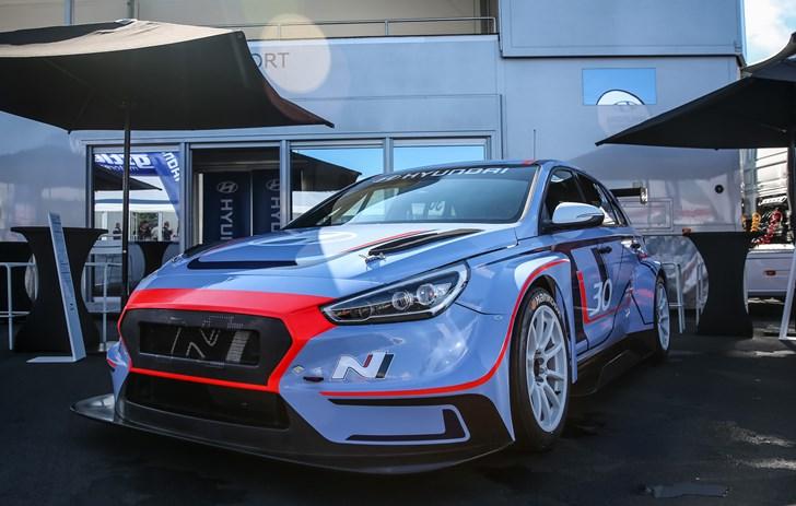 2018 Hyundai i30 N TCR - Nurburgring