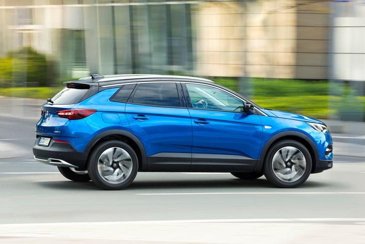 PSA Freezes Opel Luxury SUV Project