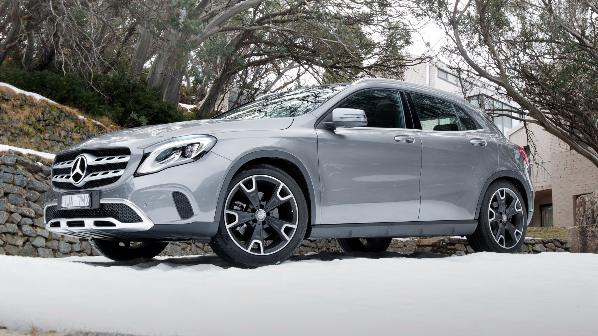Mercedes Gla  Matic Review