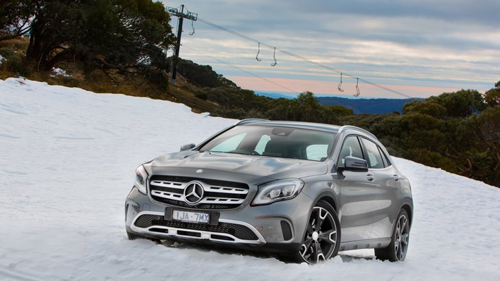 2017 Mercedes-Benz GLA250 4Matic