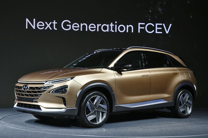 2017 Hyundai Next Generation FCEV