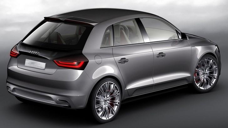 News 2018 Audi A1 To Out Tech Mini