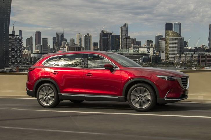 2017 Mazda CX-9 Azami - Australia