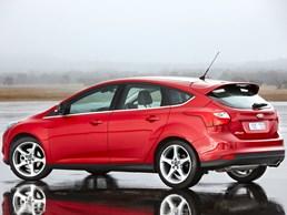 2011 Ford Focus - Australia