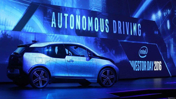FCA Joins BMW, Intel In Autonomous Driving Initiative