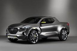 Hyundai Green Lights Santa Cruz Pickup, Aimed At US Market