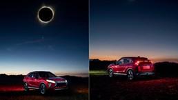 2018 Mitsubishi Eclipse Cross Under The Eclipse