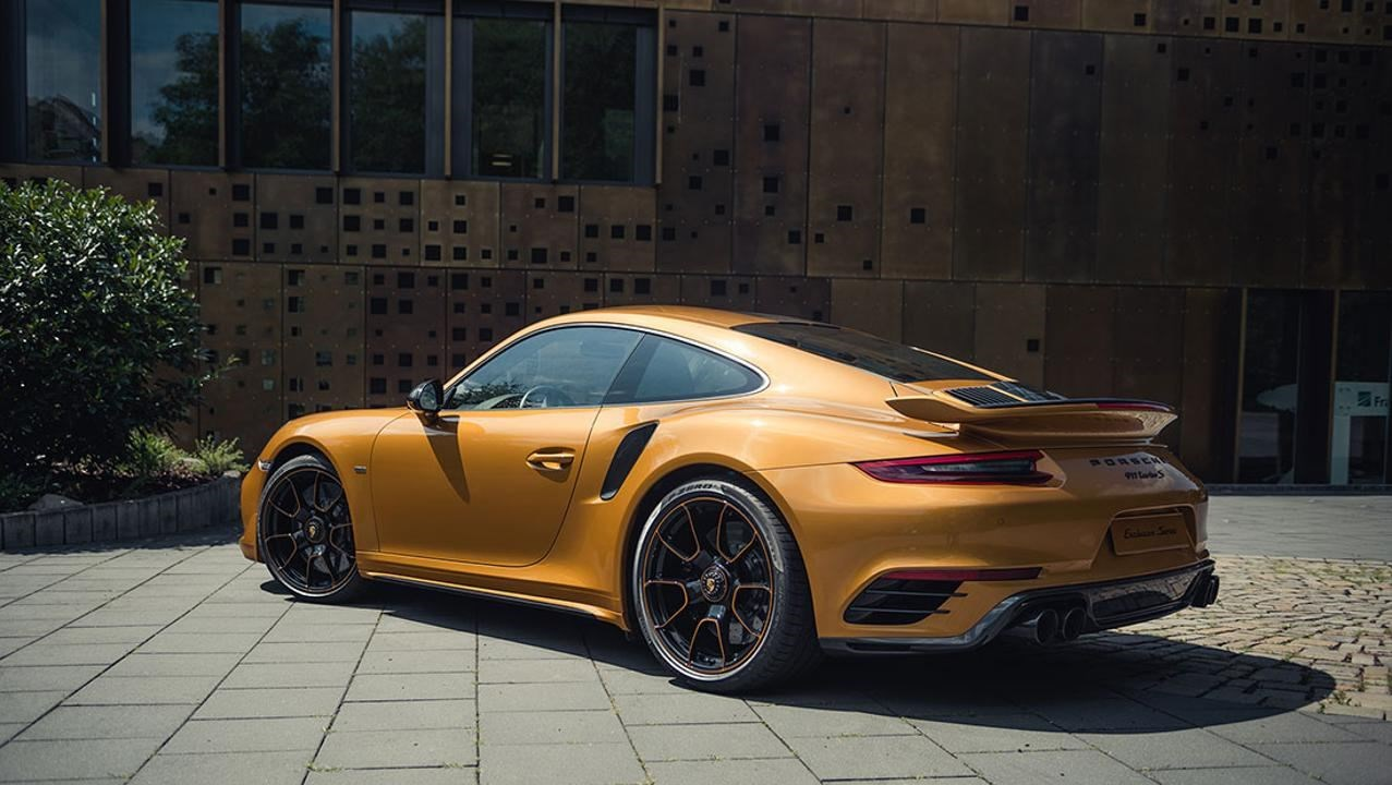 2018 porsche 911 turbo s. modren 911 2018 porsche 911 turbo s exclusive series  cfrp braided wheels for porsche turbo s