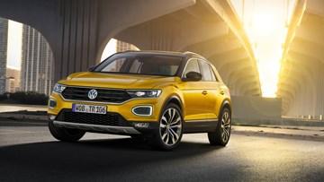 2018 Volkswagen T-Roc 4Motion