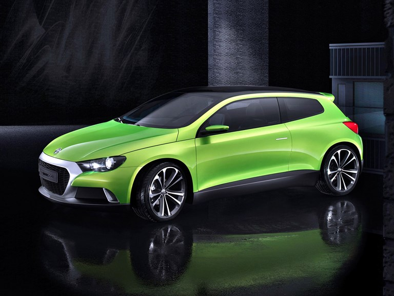 Volkswagen Scirocco To Rise Again As Fast EV Coupe