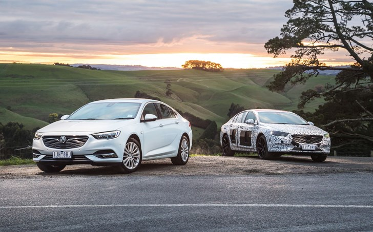 Holden Puts Finishing Touches On 2018 Commodore