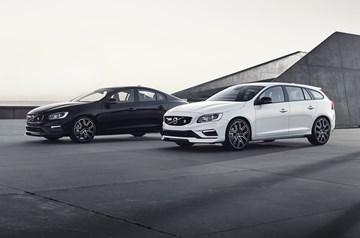 2018 Volvo S60, V60 Polestar