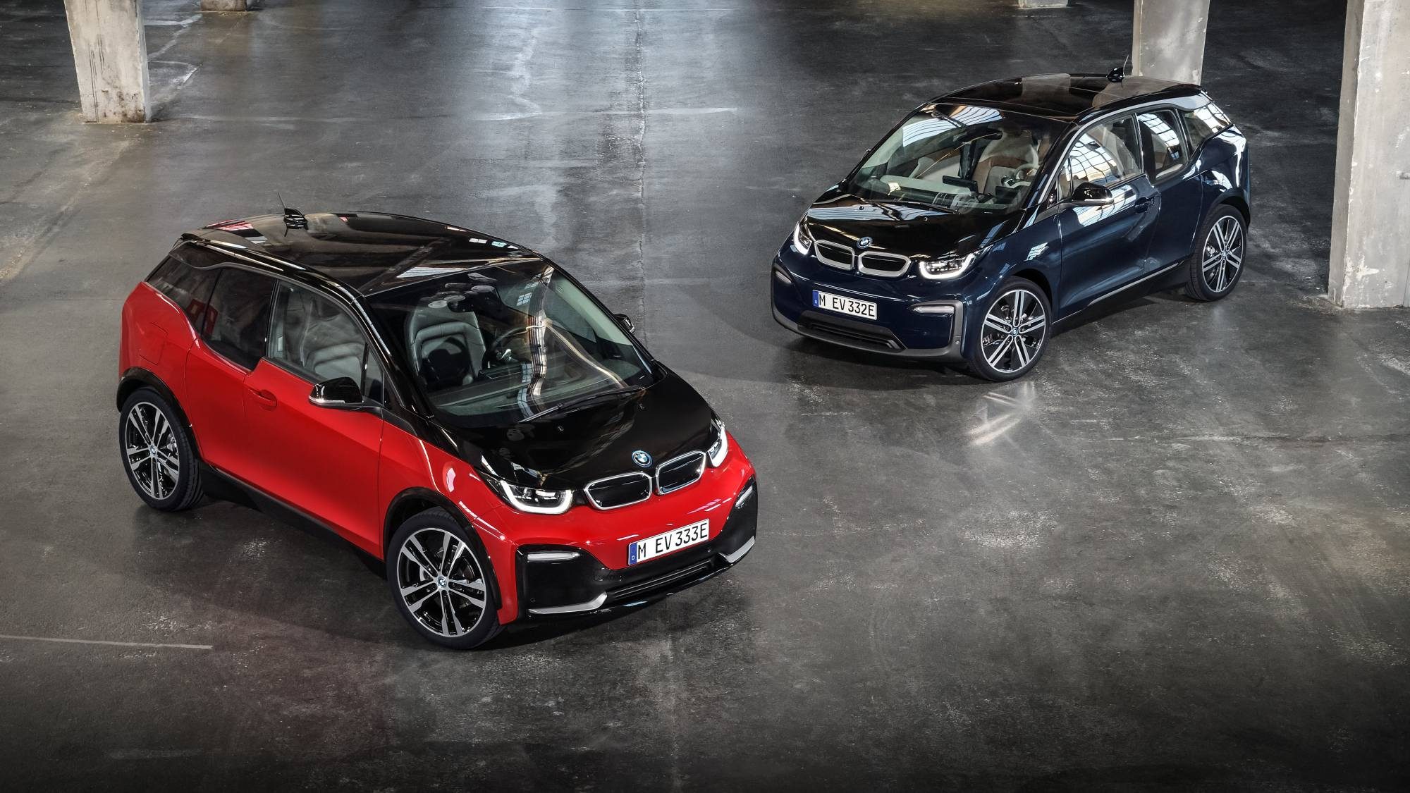 News 2018 Bmw I3 I3s Juiced Up